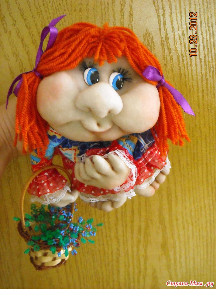Кукла -оберег на счастье: мастер-класс по изготовлению своими руками 33