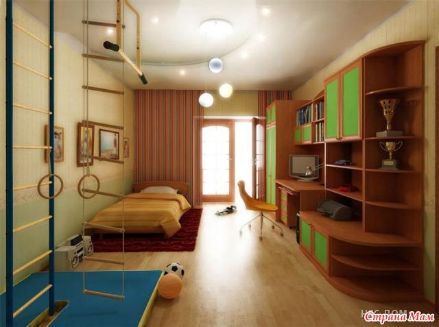 Комната 3х4 дизайн