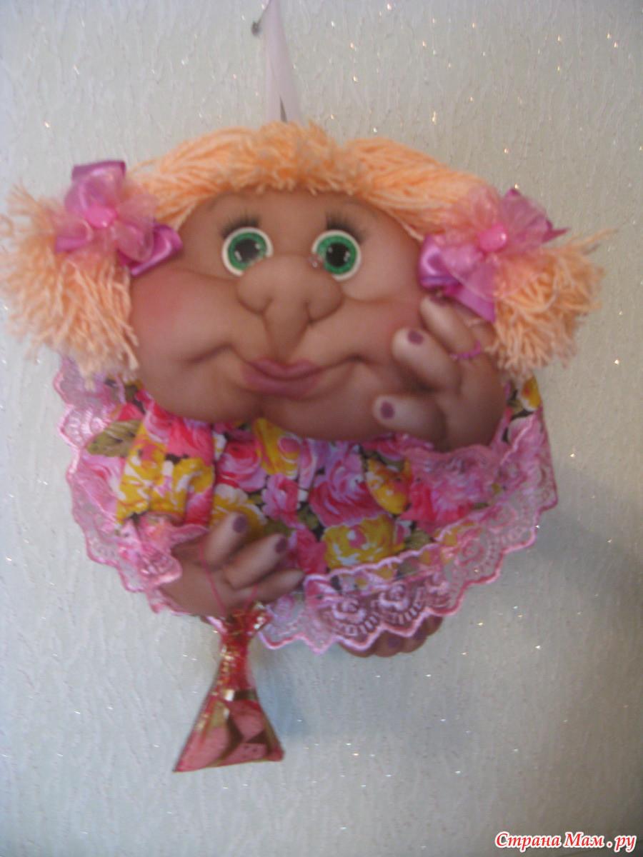 Кукла поделка своими руками 36