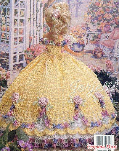 Тэги одежда для кукол вязание