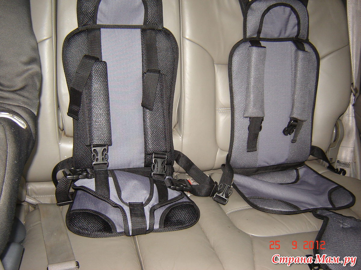 Удерживающее устройство для детей в машине фото