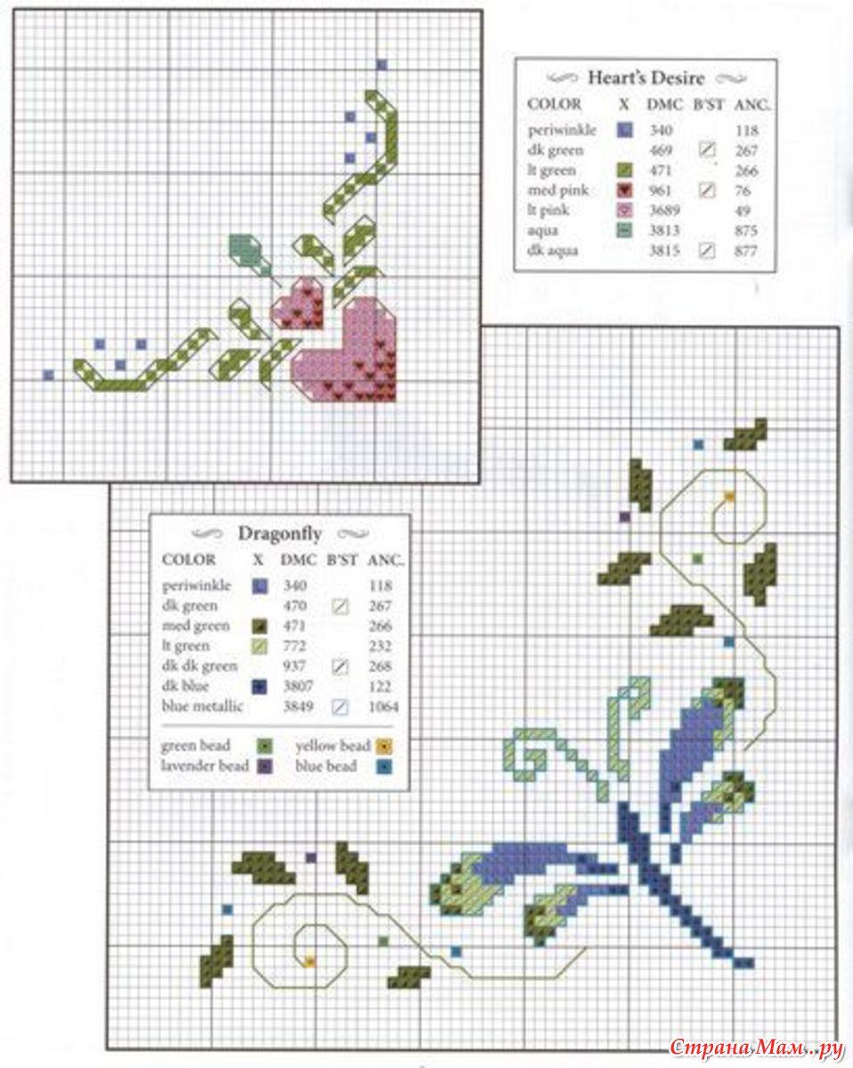 Скачать схемы вышивки в формате pdf