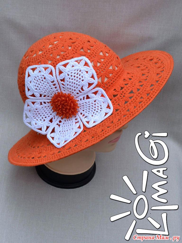 Мастер класс вязания шляп крючком