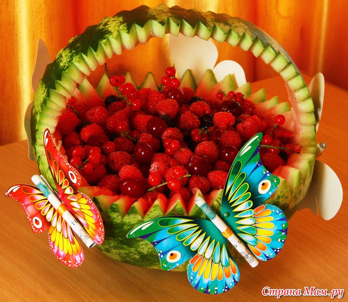 Поздравление сценка баба ягодка