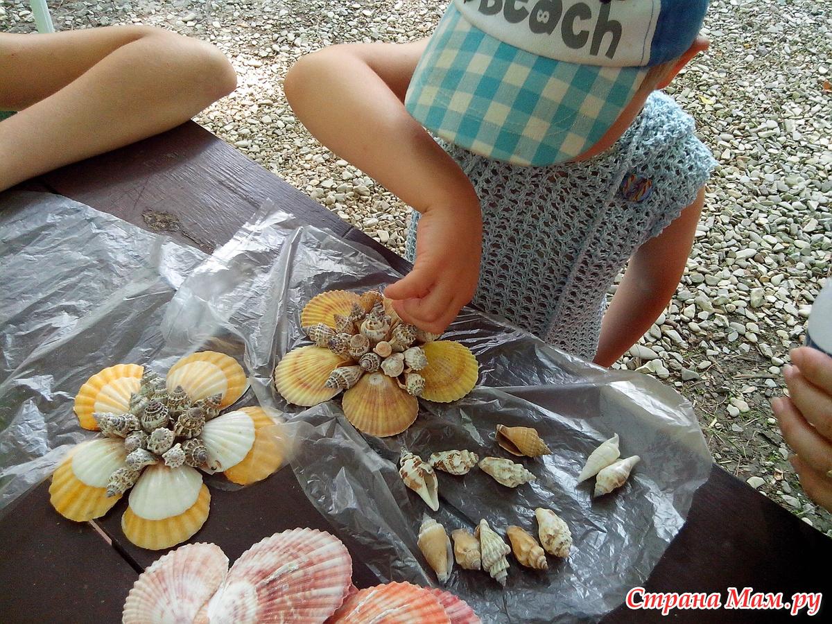 Поделки из природного материала своими руками для детей 2