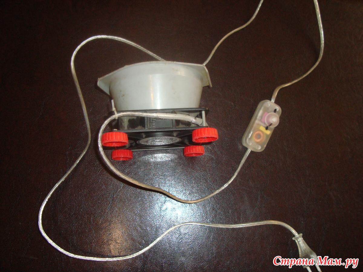 Спиннер электрический для бисера