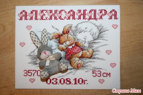 """Метрика """"Любимые игрушки"""