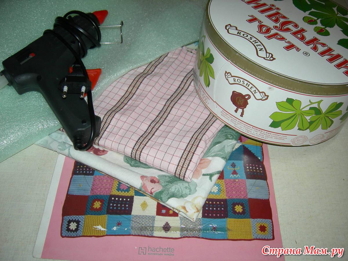 Коробка из под торта поделки 93