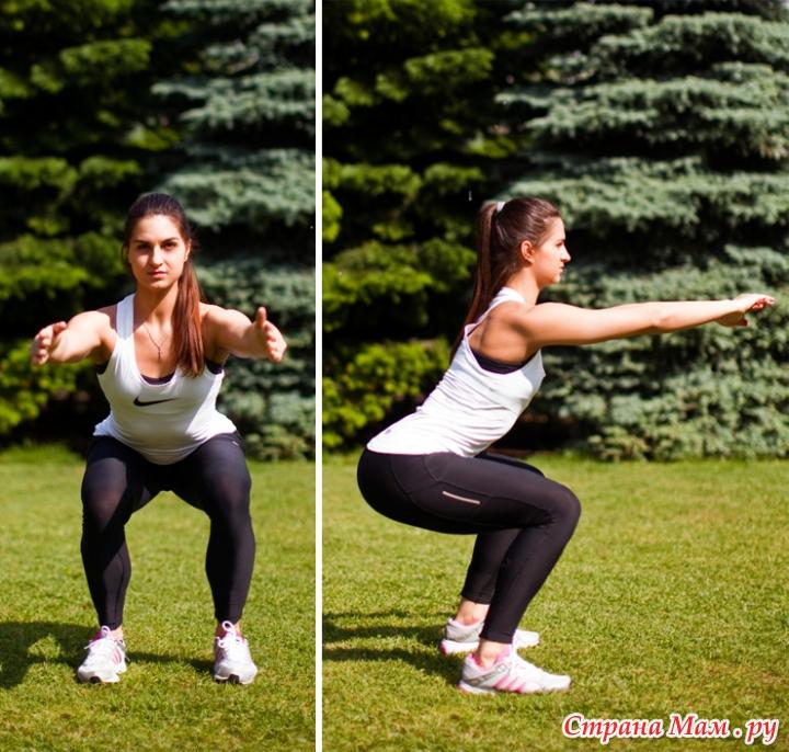 Как связаны ноги и спина