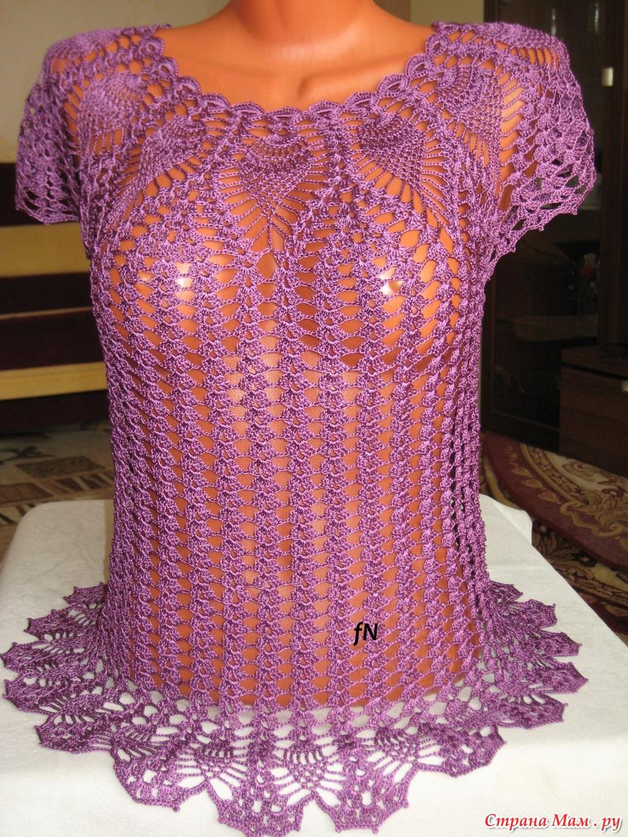 Любимые модели для вязания