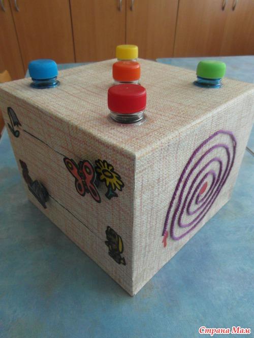 Игрушки своими руками для дошкольников 853