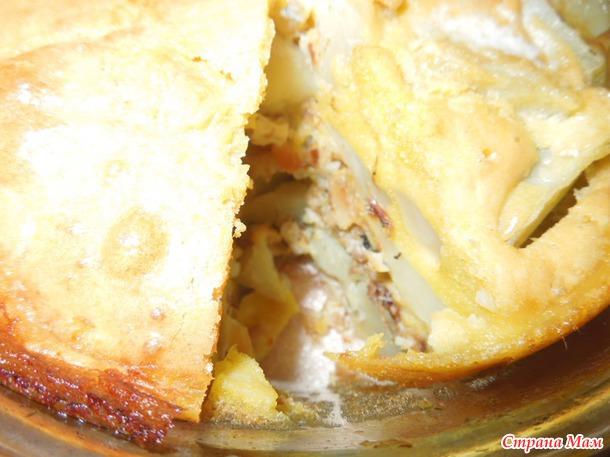 Три запеканки по одному рецепту! (ну или три пирога) Семья будет в восторге