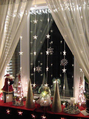 Украшения для комнаты своими руками новогодние
