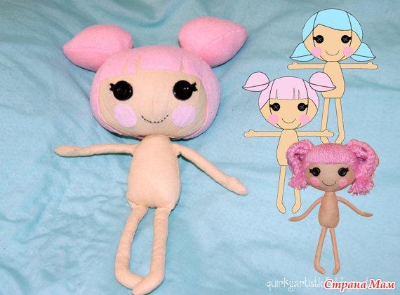 как сшить куклу своими руками лалалупси сожалению, термобелье нельзя