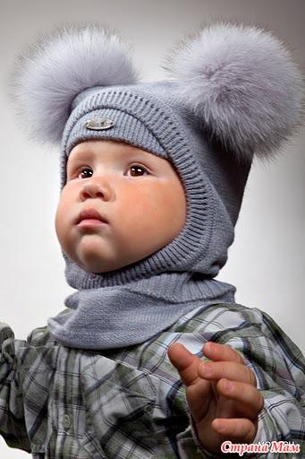 Наша шапуля-шлемик