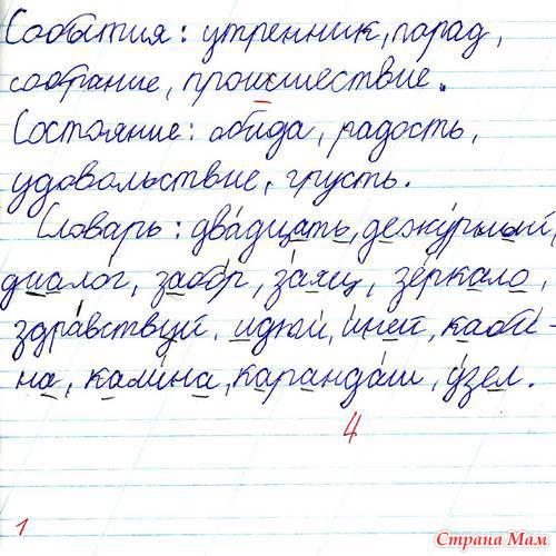 ульянова русский 4 язык гдз дидактический материал