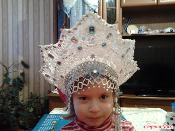 Корона принцесса лебедь своими руками 56