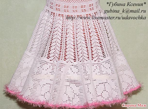 Новогоднее платье для племяшки