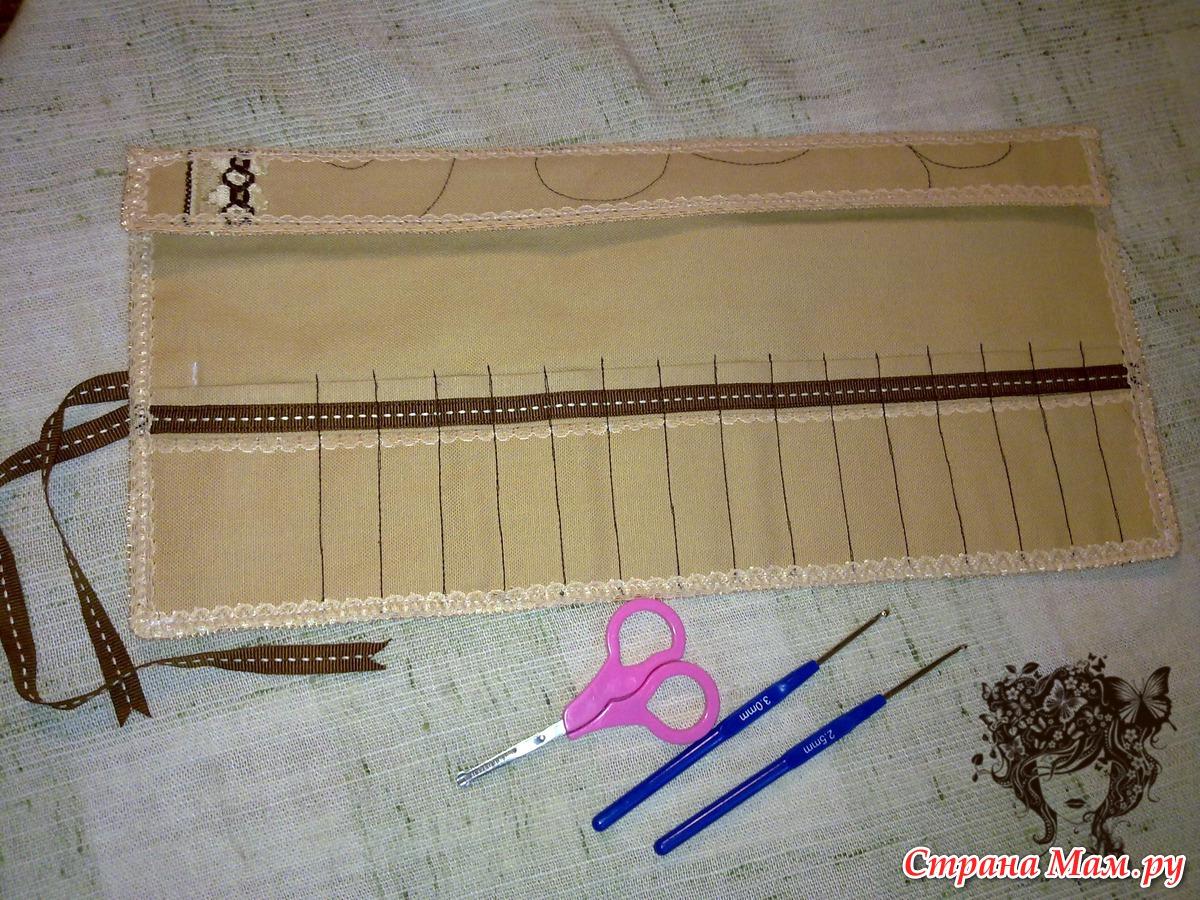 Органайзеры для спиц и крючков фото