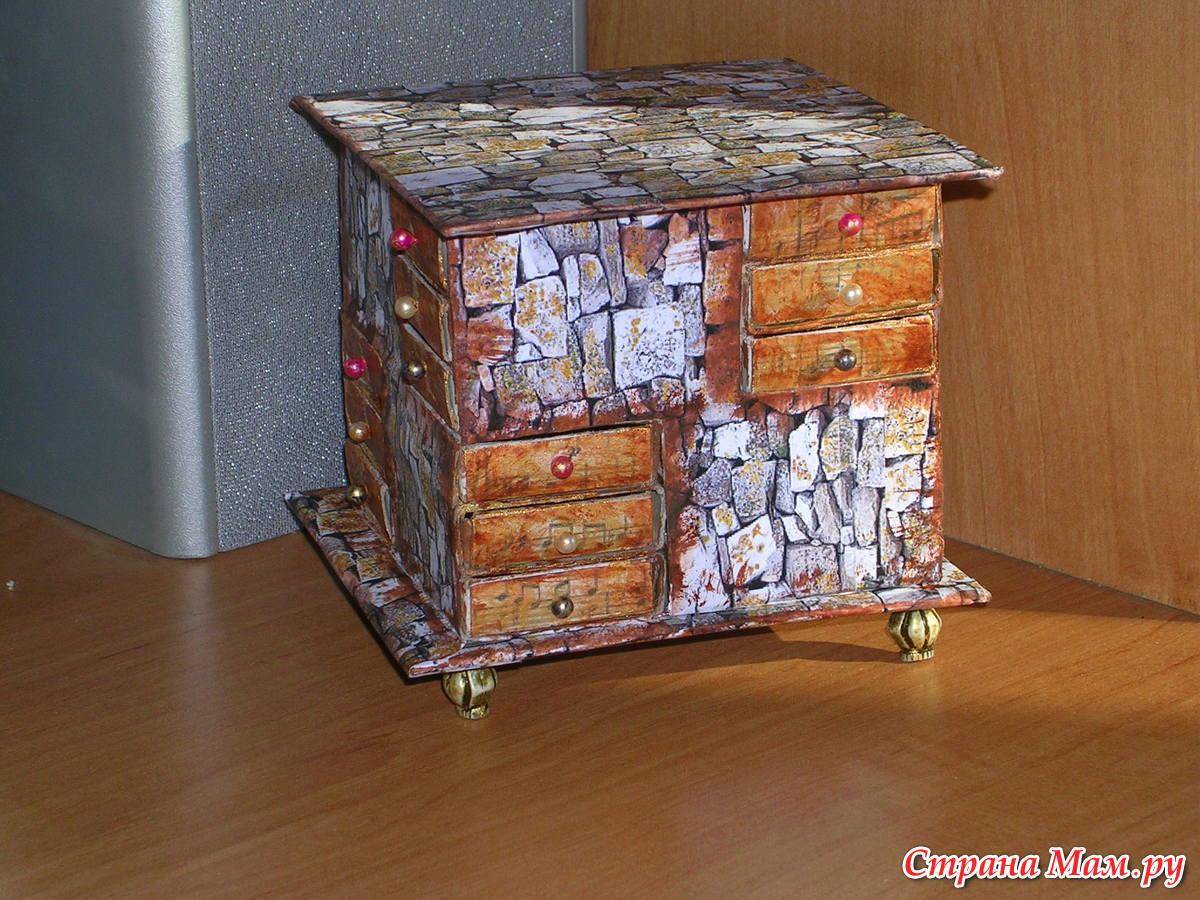 Что можно сделать из 4 коробка спичек 20 фотография