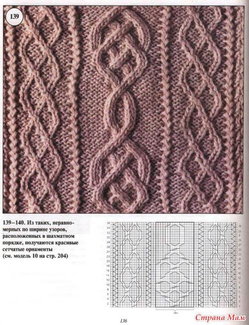 Вязание для детей араны