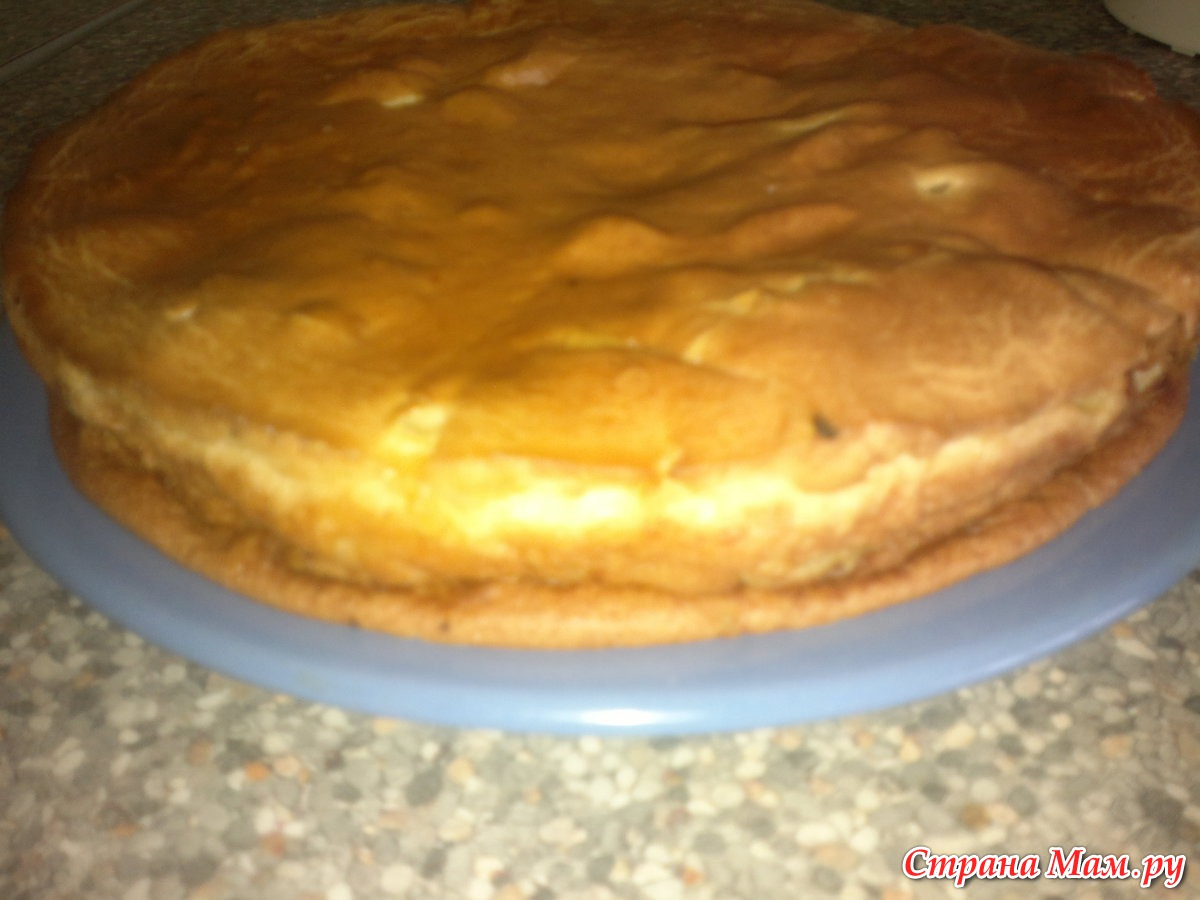 Пирог с тушенкой рецепт