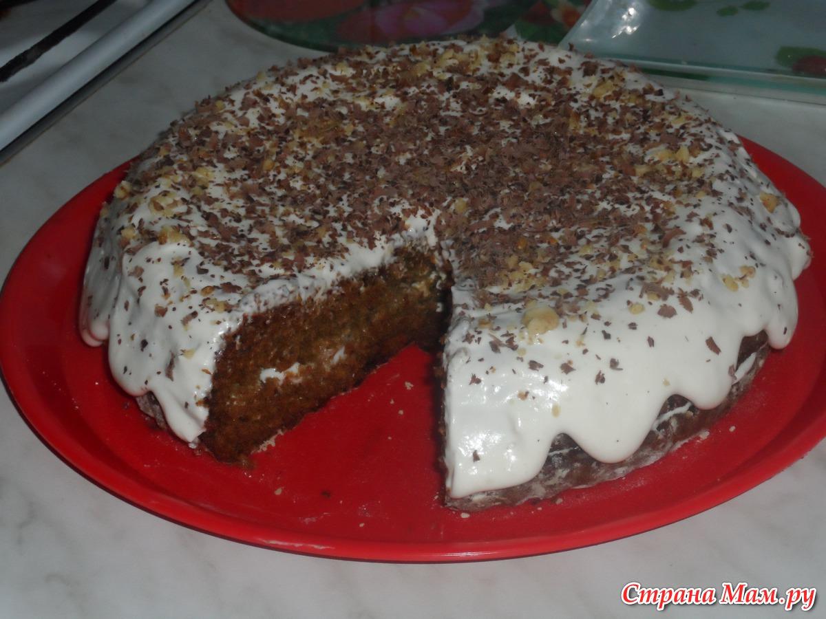 Торт чёрный принц рецепт с пошаговым фото
