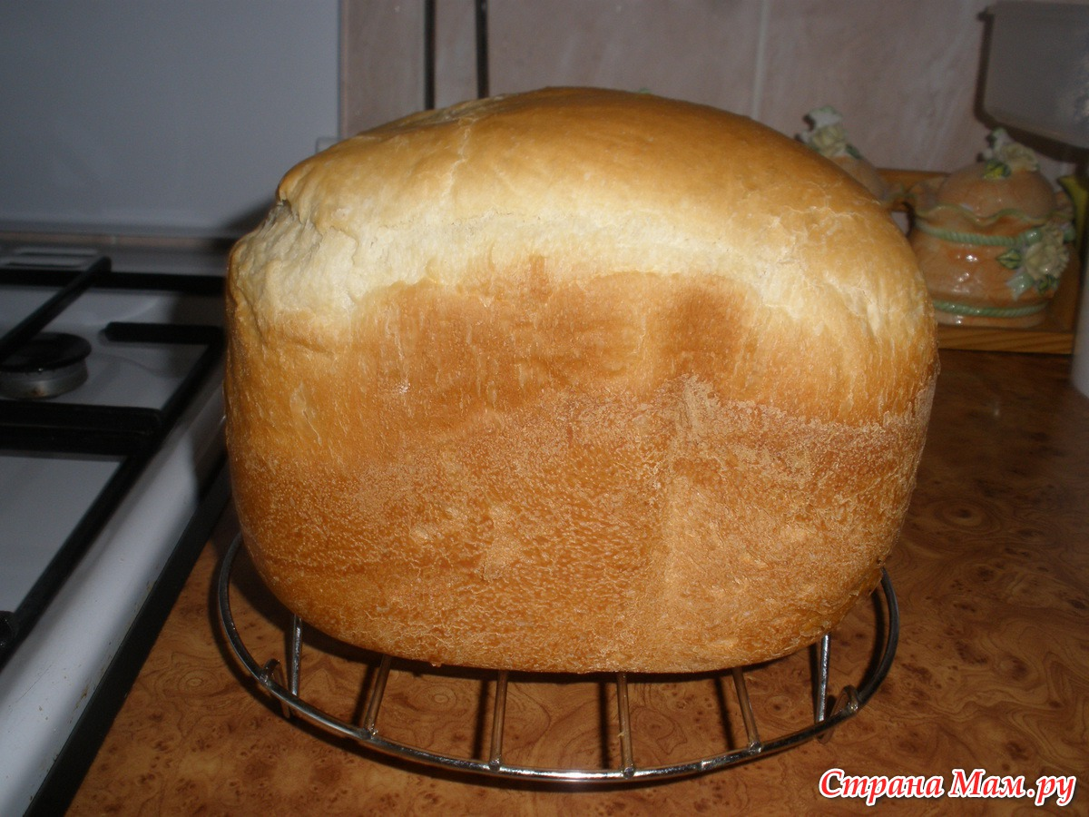 Как сделать вкусный белый хлеб 904