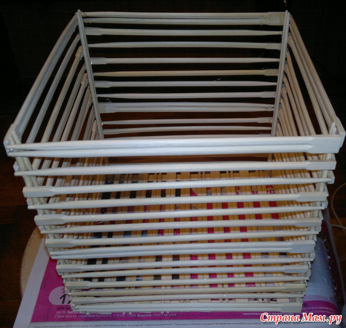 Поделки из бамбуковых палочек для суши своими руками 144