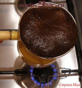Заварить кофе домашних условиях