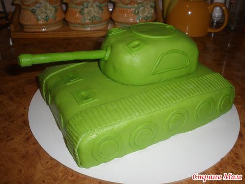 Торт ко 23 февралю фото