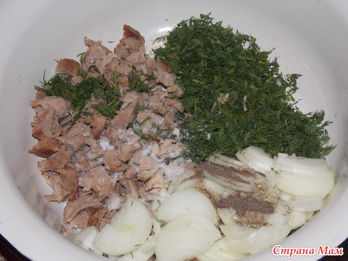 салат будапешт