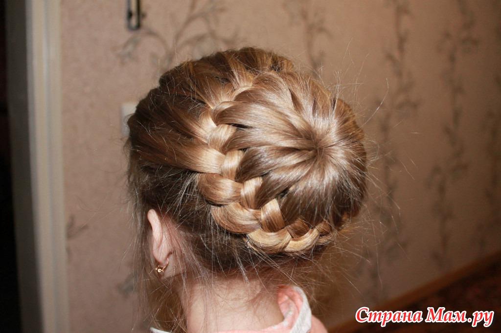 Красиво заплести косу мастер класс