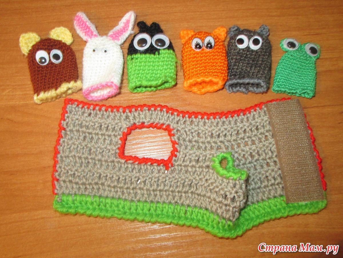 Шапки и шарфы Вязание спицами 75