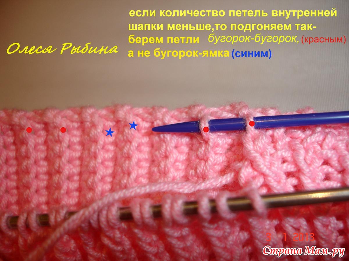 Вязаное платье для девочки крючком 17