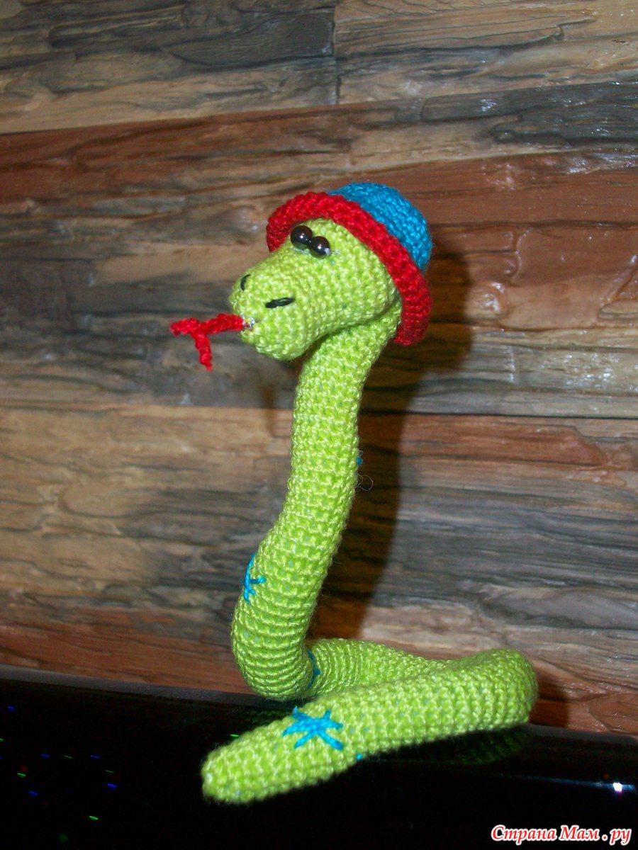 Фото змей сделанных своими руками