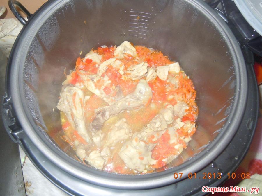 Тушеная капуста в мультиварке панасоник рецепты с фото
