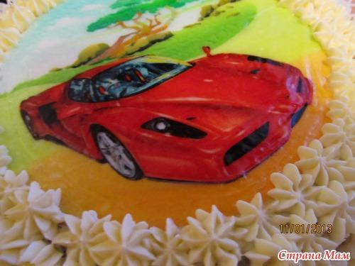 Вафельные картинки для тортов как пользоваться