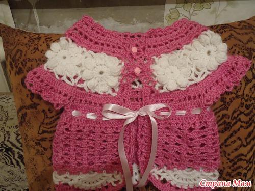 Вязание для девочек - Страна Мам 99