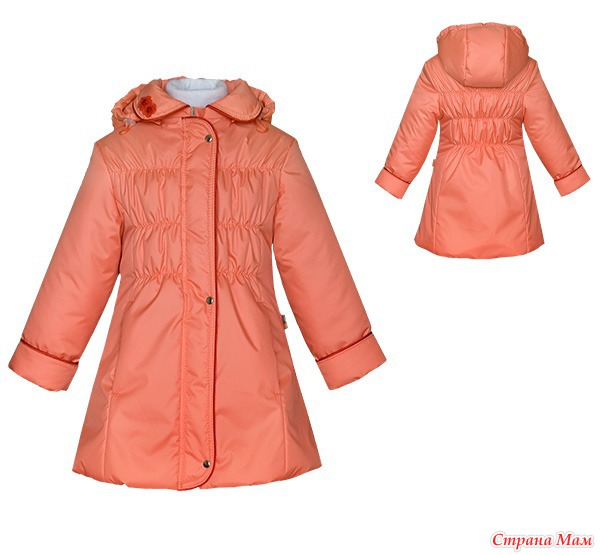 Куртки для девочек весна спб