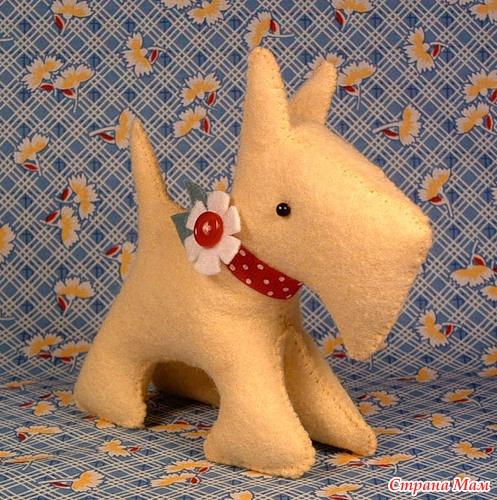 Фото как сделать игрушку для собаки своими