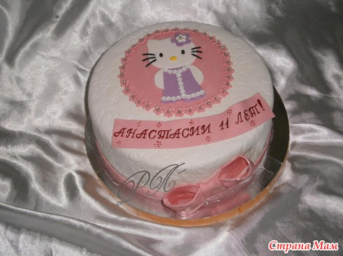 торт из детской смеси рецепт с фото