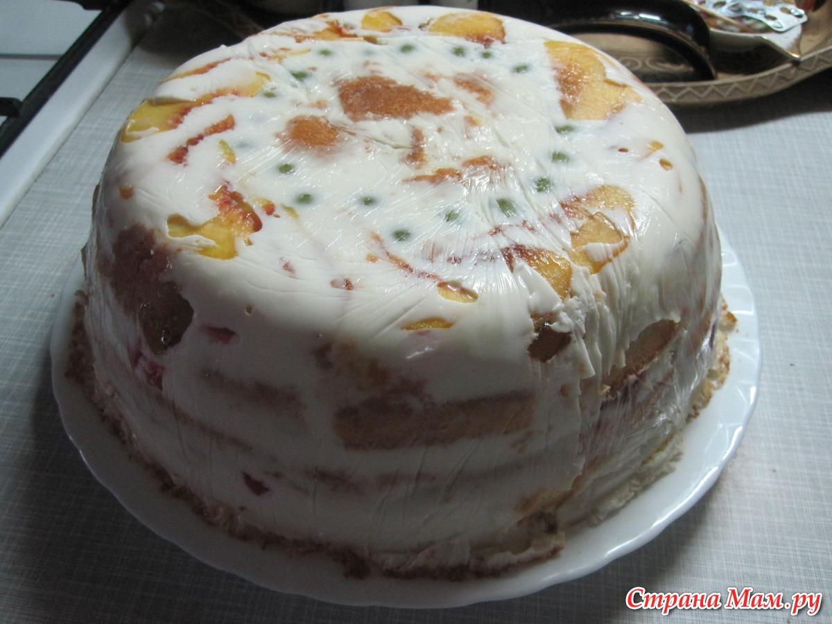 Рецепт торта битое стекло в домашних условиях