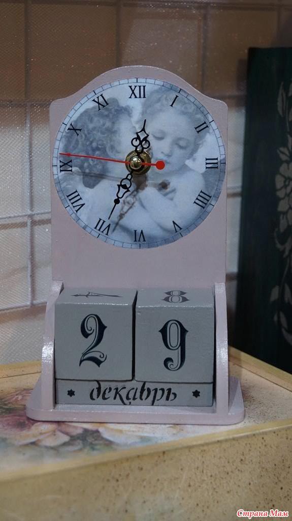 Вечный календарь сделать своими руками 54