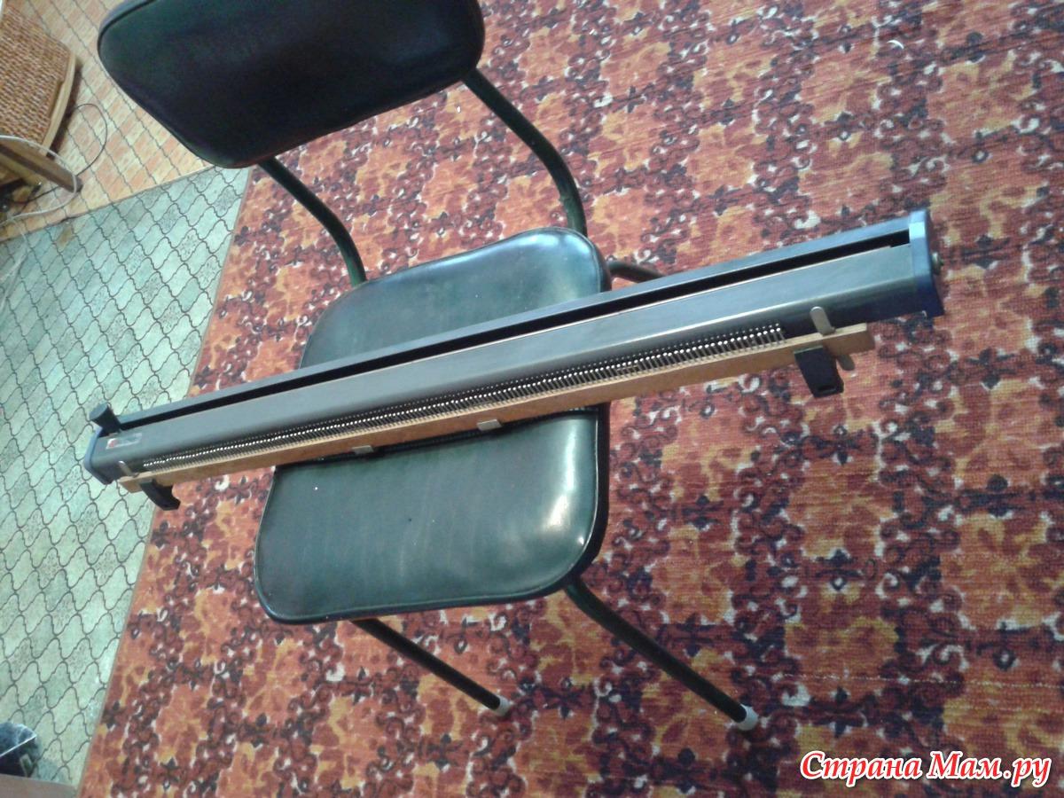 вязальная машина крючком фото инструкция