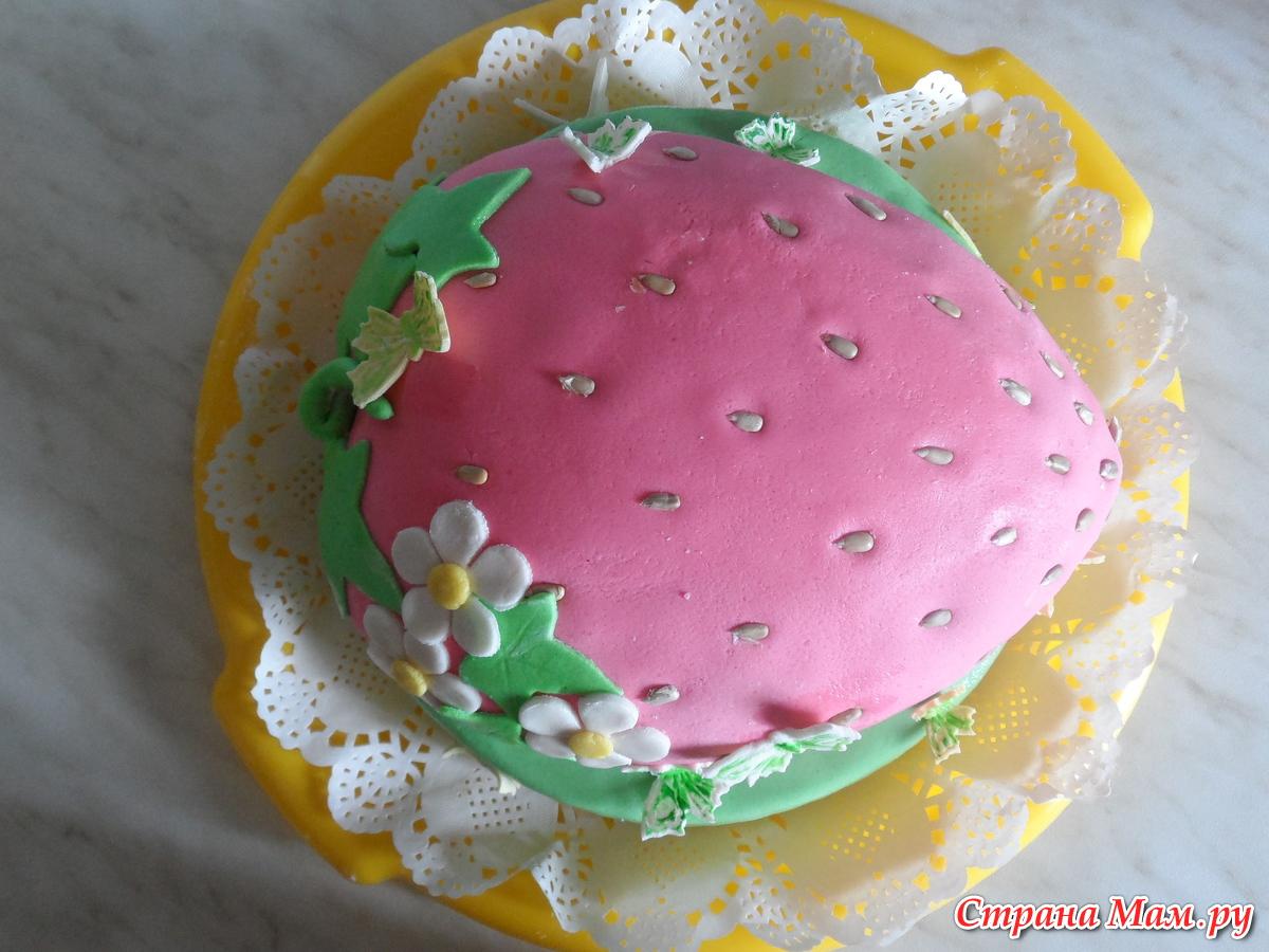 Торты для детей - рецепты с фото детских тортов 141