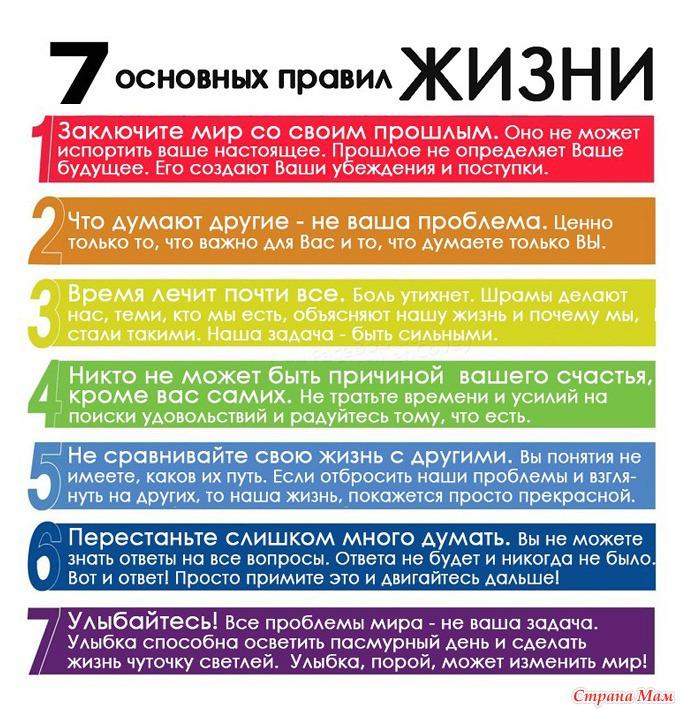 Правила гея в жизни 5 фотография