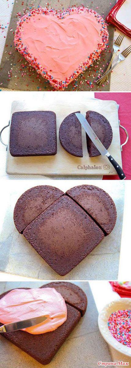 Как делают картинки на тортах