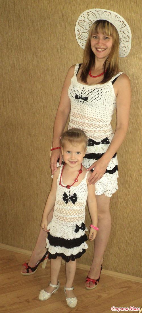 Вязание для мамы крючком 27