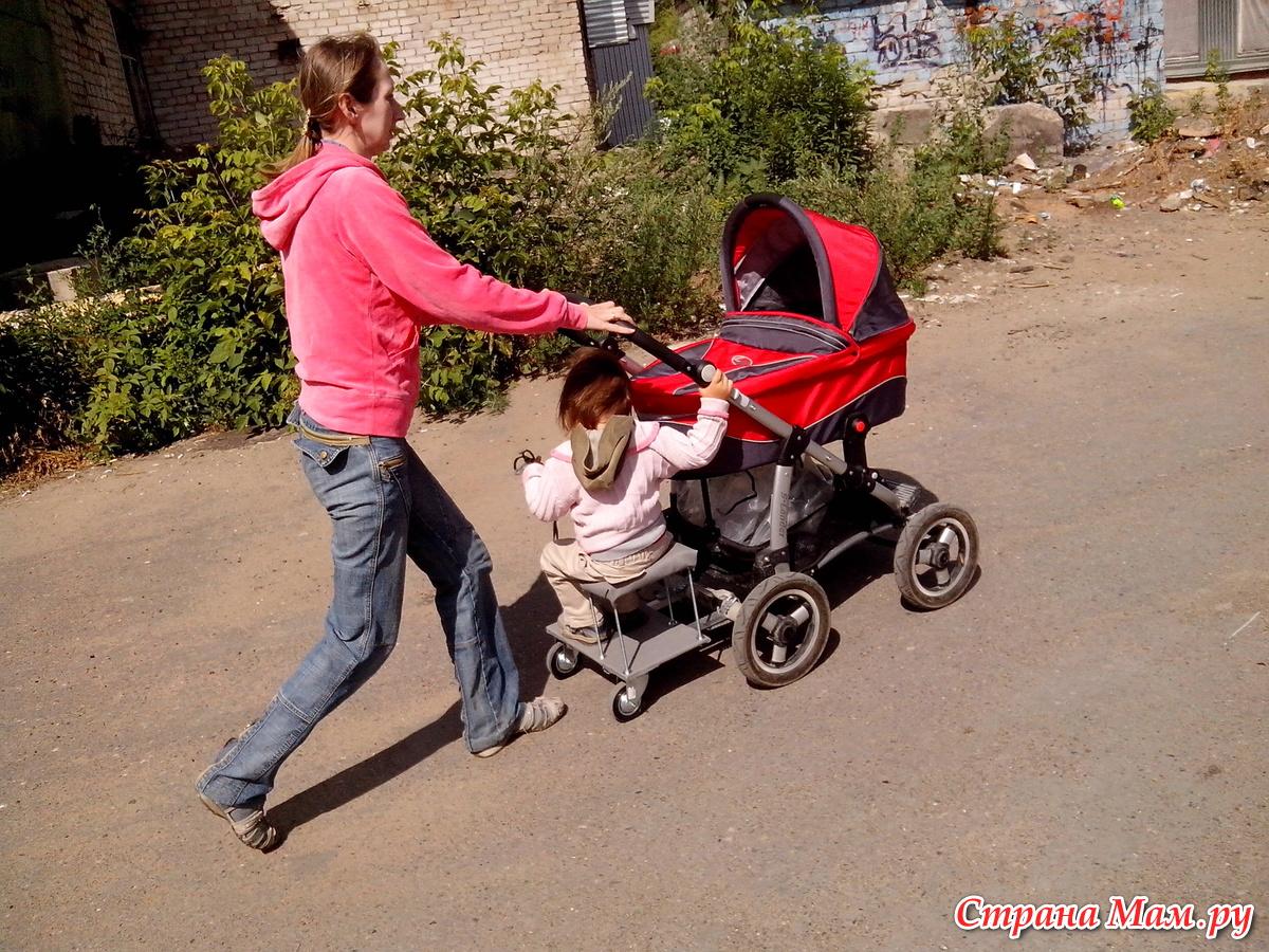 Как я сделал детскую коляску 678